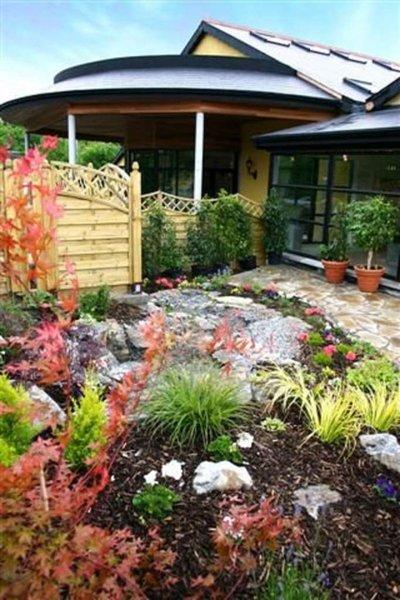 Abbeyleix Manor Garten