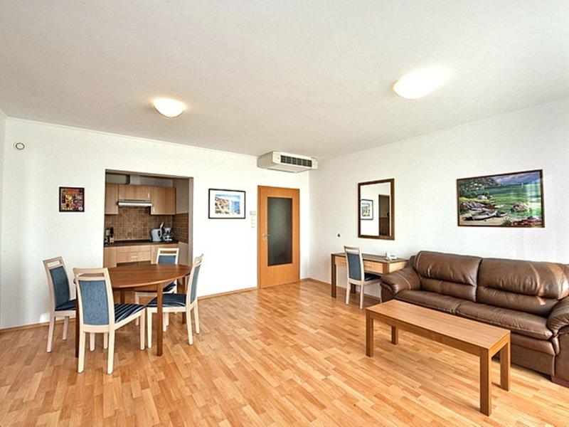 Premium Apartment House Lounge/Empfang
