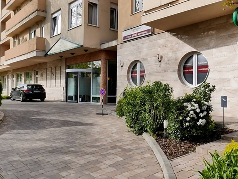 Premium Apartment House Außenaufnahme