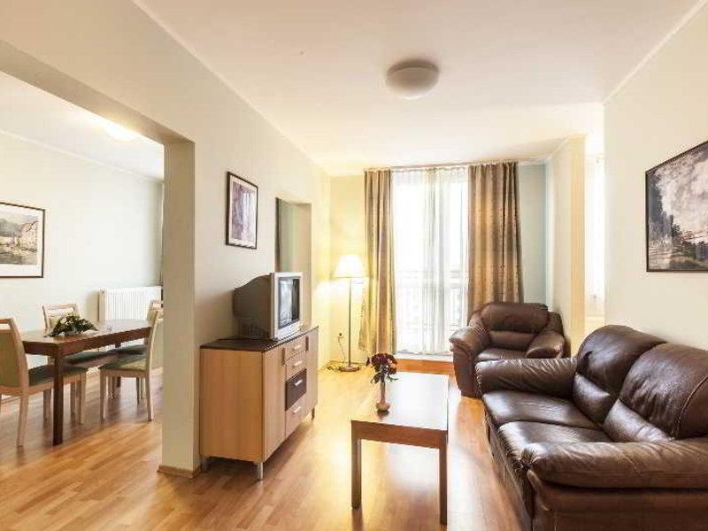 Premium Apartment House Wohnbeispiel