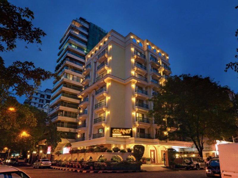 Grand Residency Hotel & Serviced Apartments Außenaufnahme