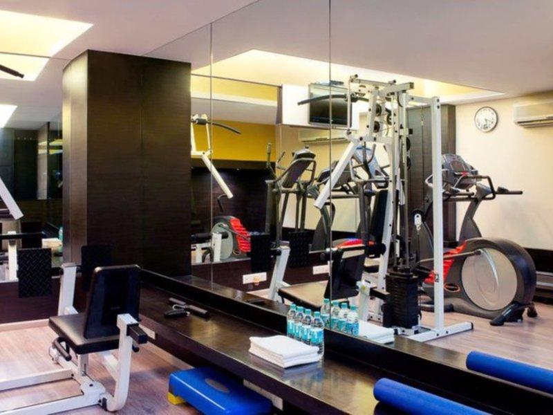Grand Residency Hotel & Serviced Apartments Sport und Freizeit