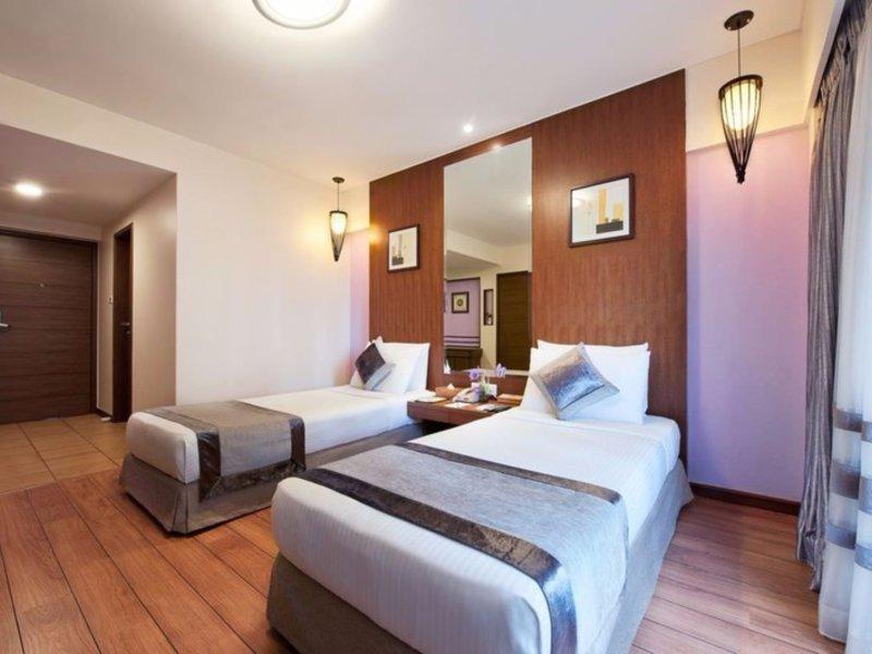 Grand Residency Hotel & Serviced Apartments Wohnbeispiel
