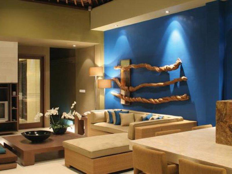 Ahimsa Beach Resort Lounge/Empfang