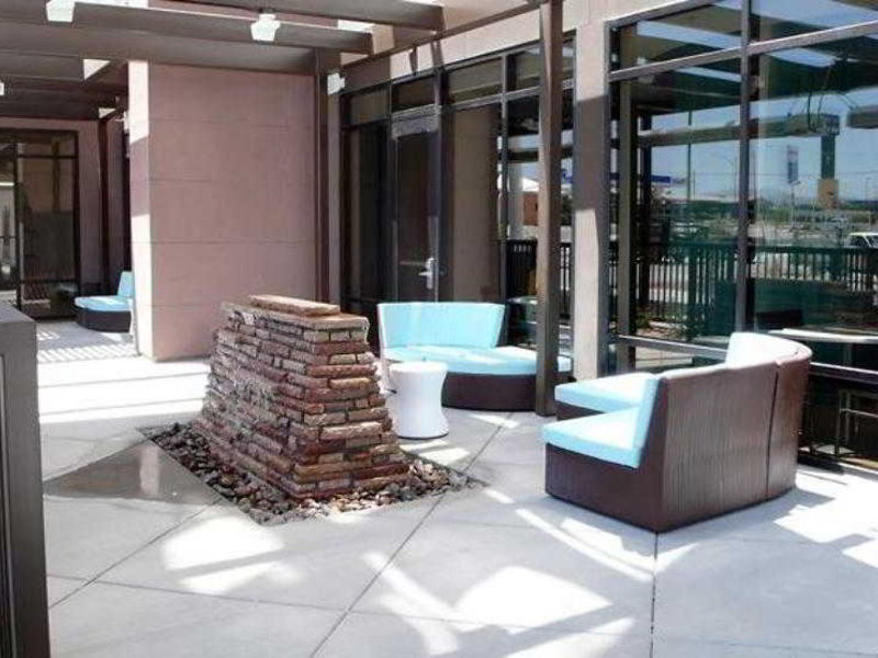 SpringHill Suites by Marriott Kingman Route 66 Lounge/Empfang