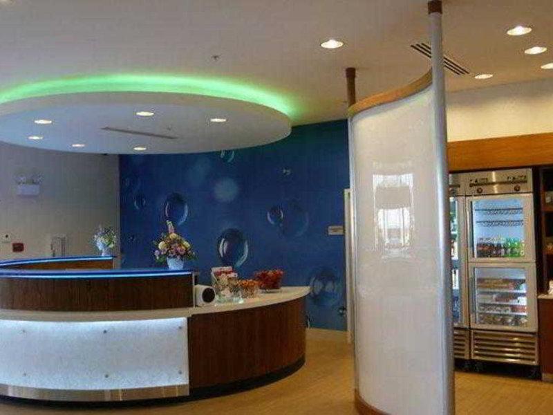 SpringHill Suites by Marriott Kingman Route 66 Badezimmer