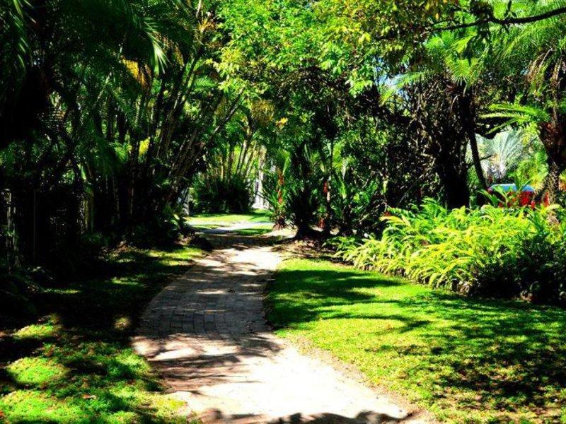 Beach Terraces- Port Douglas Garten