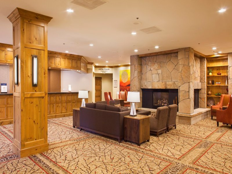 DoubleTree by Hilton Breckenridge Lounge/Empfang