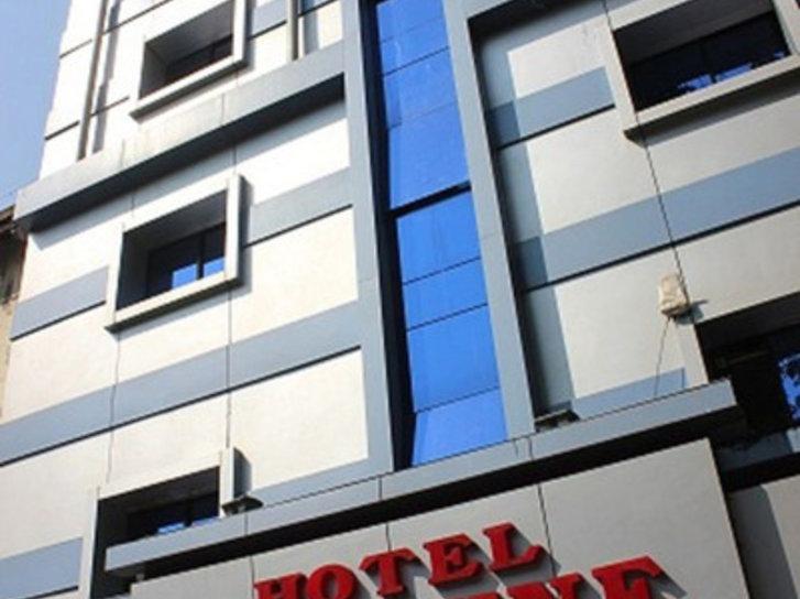 Hotel Fortune Außenaufnahme