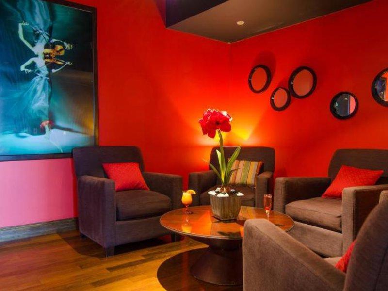 Newstead Belmont Hills Golf Resort & Spa Lounge/Empfang