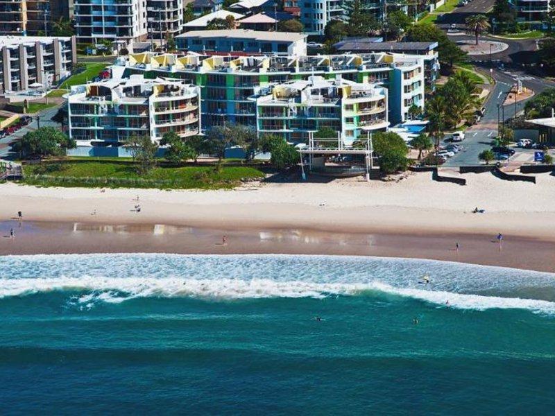 Rolling Surf Resort Außenaufnahme