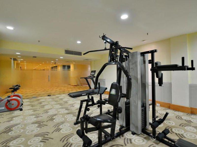 Clarks Inn Suites - Delhi/NCR Sport und Freizeit