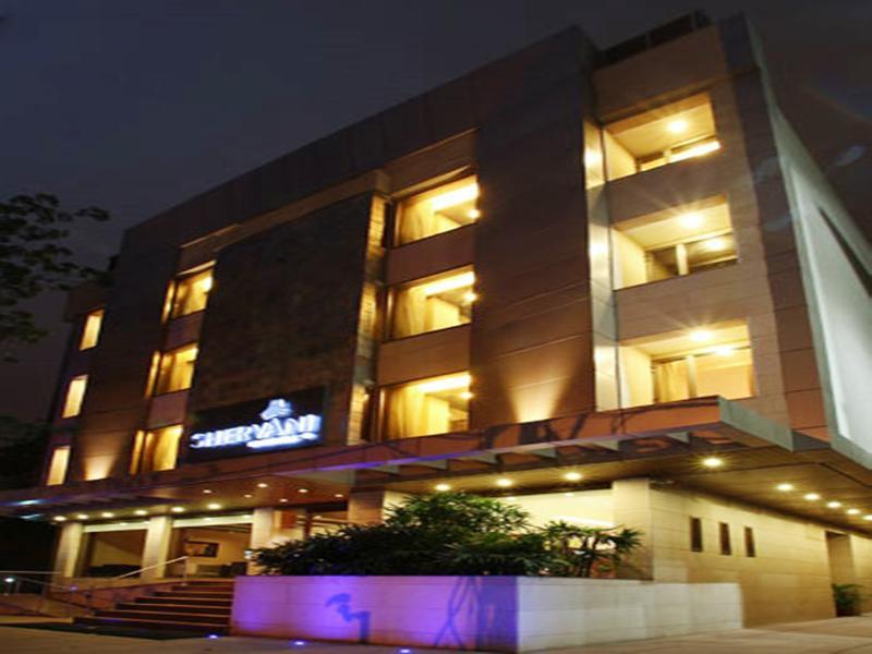 Shervani Nehru Place Außenaufnahme
