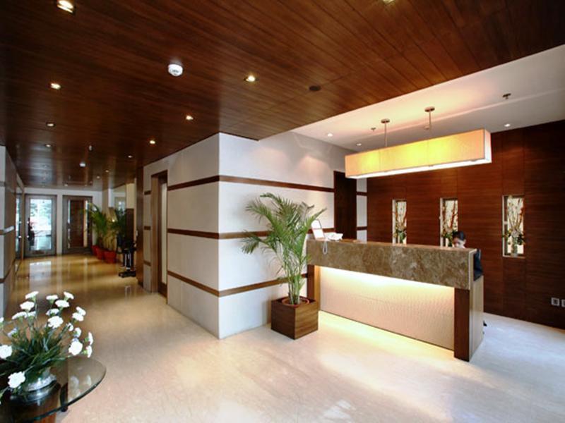 Shervani Nehru Place Lounge/Empfang