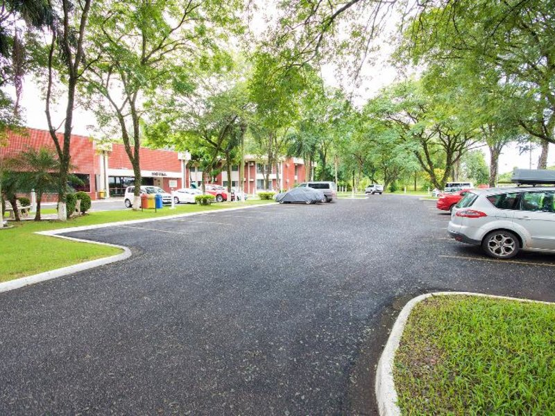 Hotel Nacional Inn Foz do Iguacu Garten
