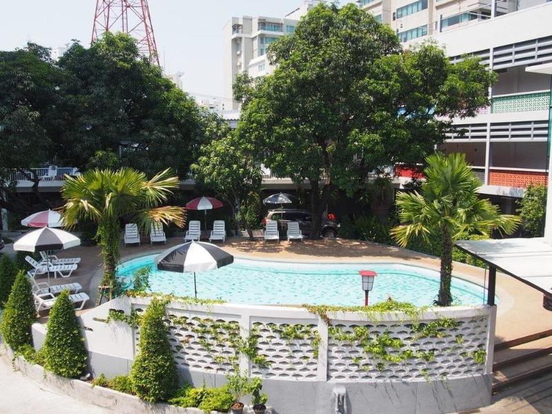 RetrOasis Hotel Pool