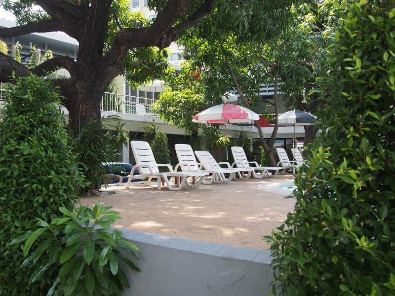 RetrOasis Hotel Terrasse