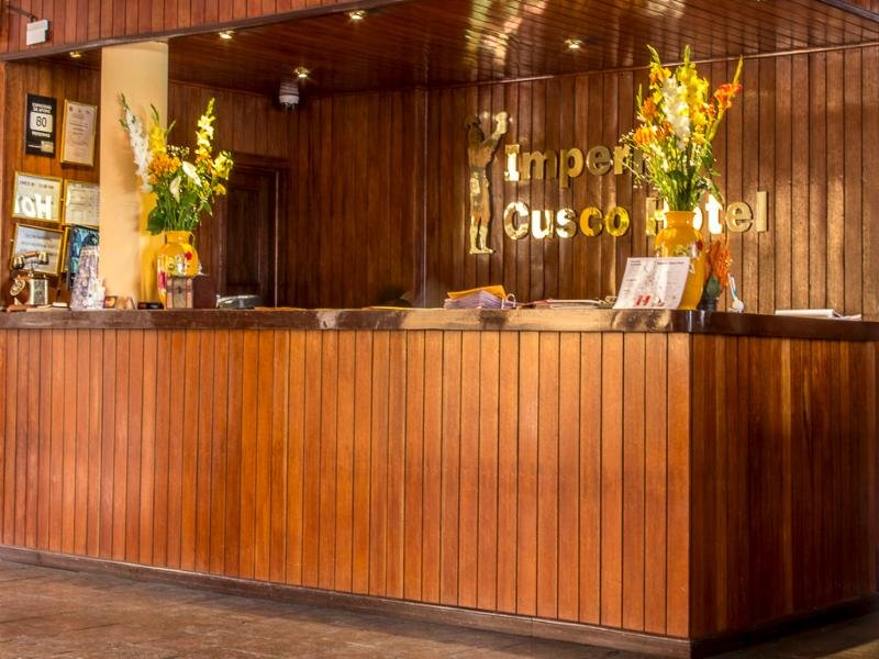 Imperial Cusco Hotel Lounge/Empfang