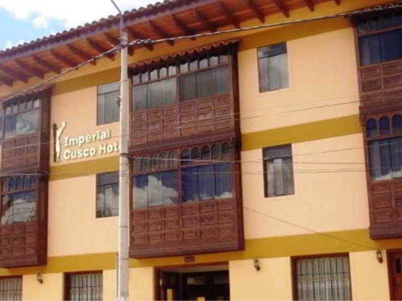 Imperial Cusco Hotel Außenaufnahme