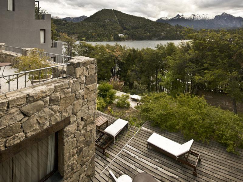 Aldebaran Hotel & Spa Terrasse