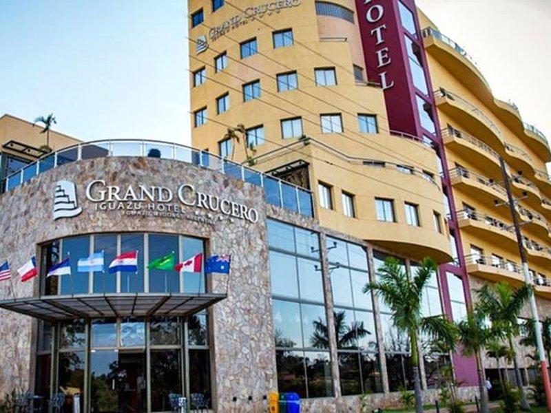 Grand Crucero Iguazu Hotel Außenaufnahme