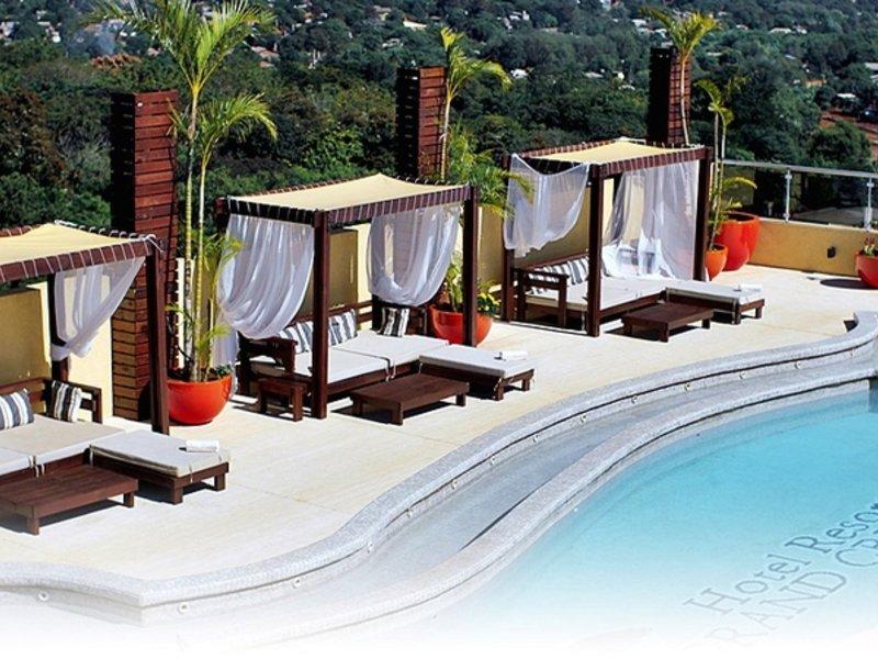 Grand Crucero Iguazu Hotel Terrasse