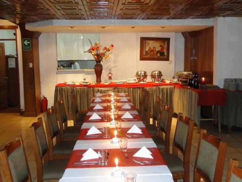 Amerinka Boutique Hotel Restaurant
