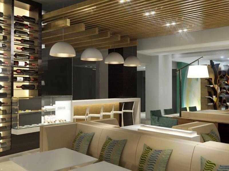 Courtyard Lima Miraflores Lounge/Empfang