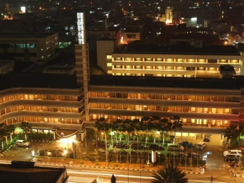 Savoy Homann Bidakara Hotel Außenaufnahme