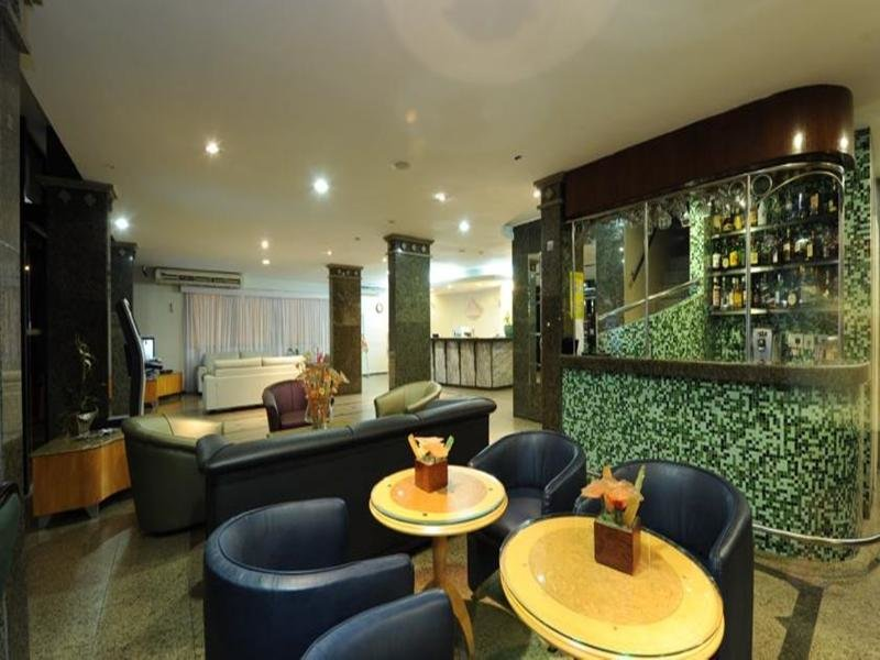 Hotel Beira Mar Lounge/Empfang