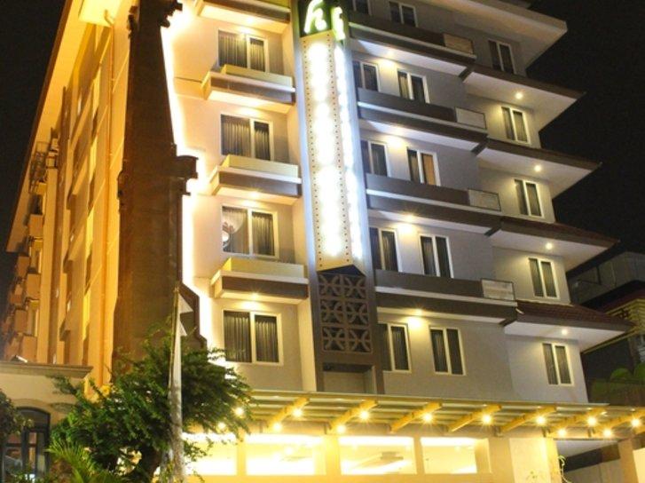 H Boutique Hotel Jogjakarta Außenaufnahme