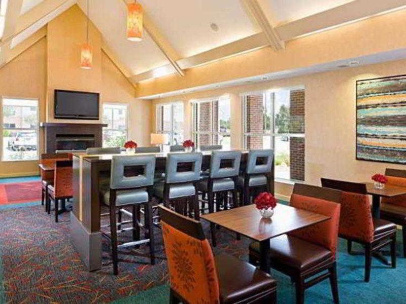 Residence Inn Amarillo Bar