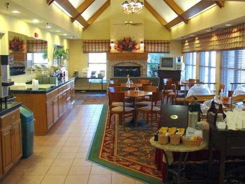 Residence Inn Amarillo Restaurant