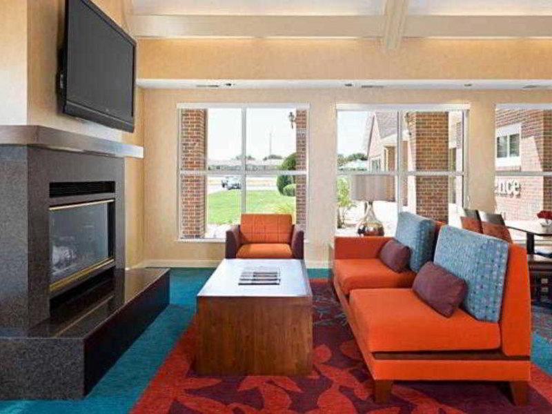 Residence Inn Amarillo Lounge/Empfang
