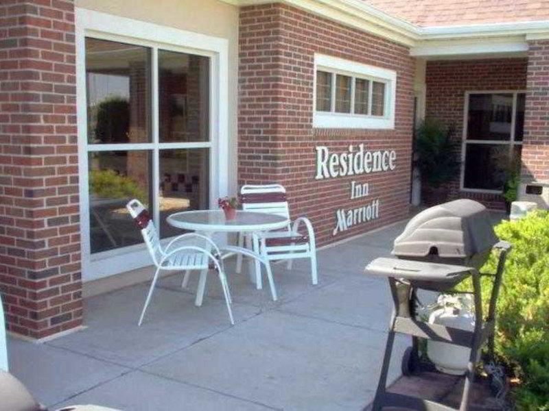 Residence Inn Amarillo Terrasse