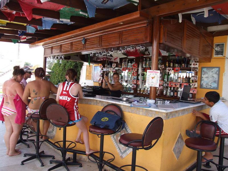 Paradise Apart Hotel Restaurant