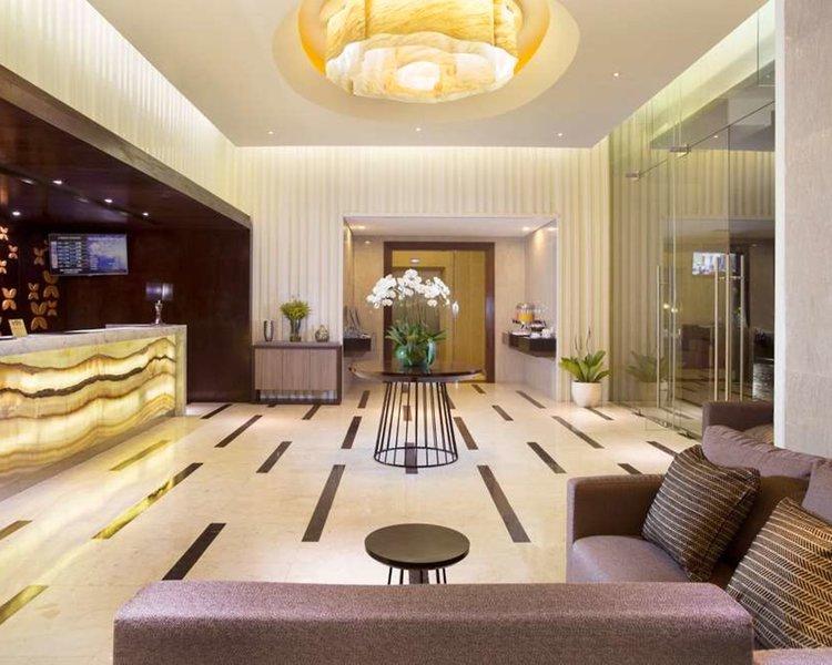 Best Western Premier La Grande Hotel Lounge/Empfang