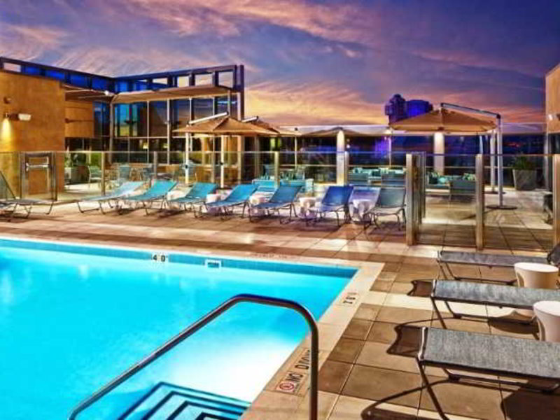 SpringHill Suites at Anaheim Resort - Convention Center Pool