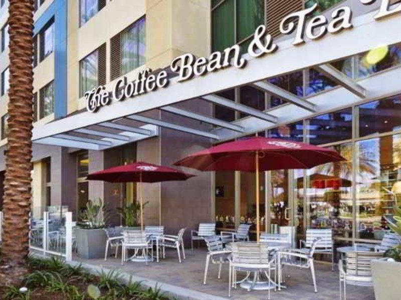 SpringHill Suites at Anaheim Resort - Convention Center Restaurant