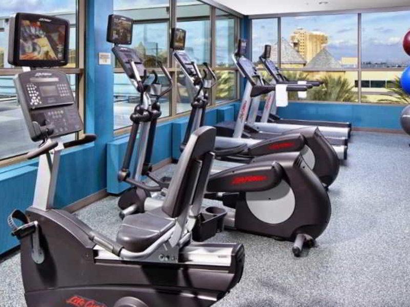 SpringHill Suites at Anaheim Resort - Convention Center Sport und Freizeit