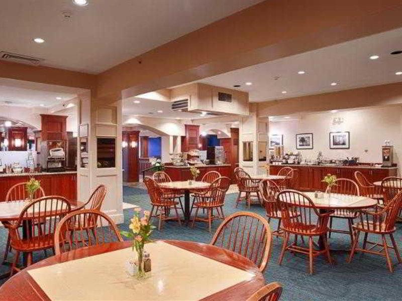 Best Western Plus Brunswick Bath Restaurant