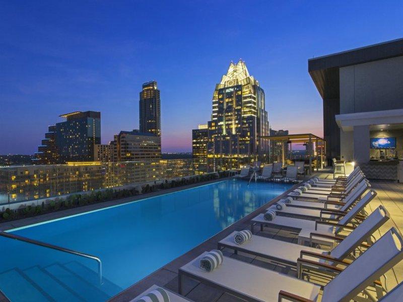 The Westin Austin Downtown Pool