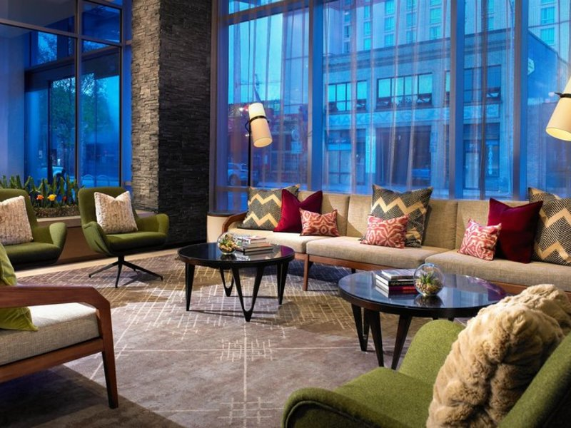 The Westin Austin Downtown Lounge/Empfang