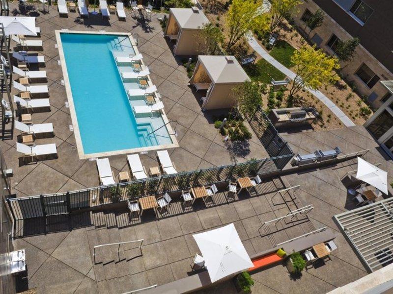 Element Las Vegas Summerlin Pool