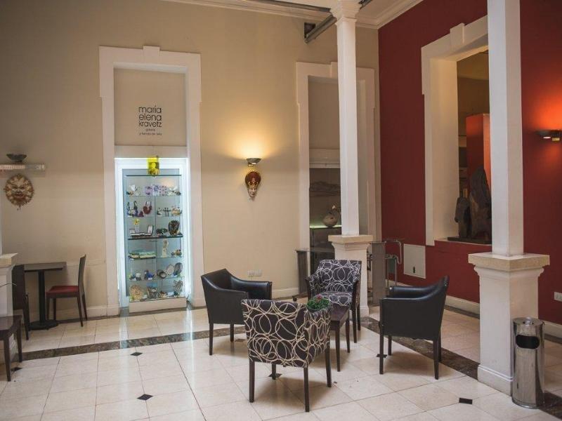 Merit Gran Hotel Victoria Cordoba Lounge/Empfang