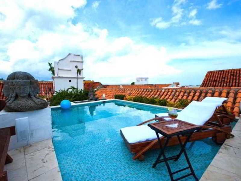 Aguamarina Hotel Boutique Pool
