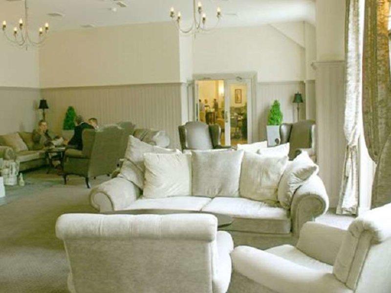 Abbeyleix Manor Lounge/Empfang