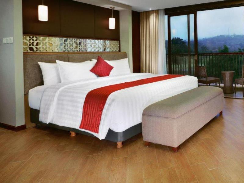 Aston Sentul Lake Resort & Conference Center Wohnbeispiel