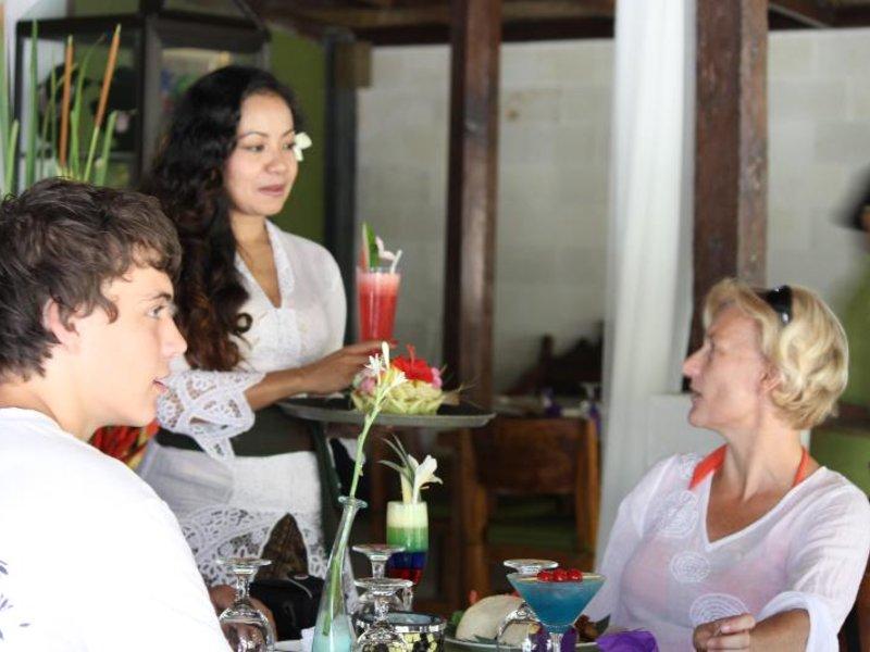 The Grand Sunti Restaurant