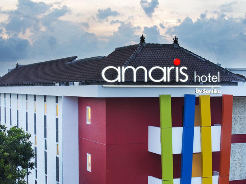 Amaris Hotel Lebak Bene Kuta Außenaufnahme